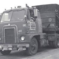 One of the original ATS trucks