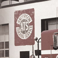 Anderson Trucking Service banner